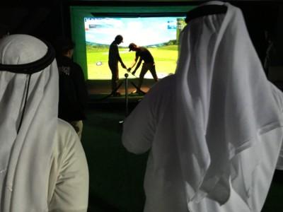 HSBC Abu Dhabi Golf Championships